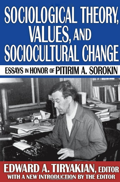 Social Theories Values and Social Change